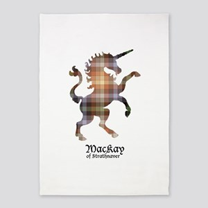 Unicorn-MacKayStrathnaver 5'x7'Area Rug