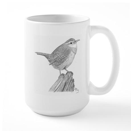 Wren Large Mug