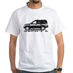 Archs X custom design White T-Shirt