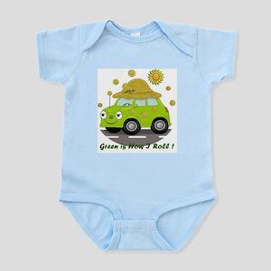 Hatwheel Hybrid Infant Bodysuit