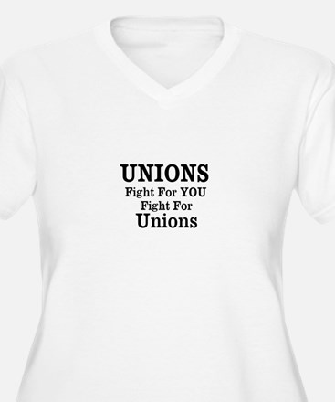 Unions Fight For Us T-Shirt