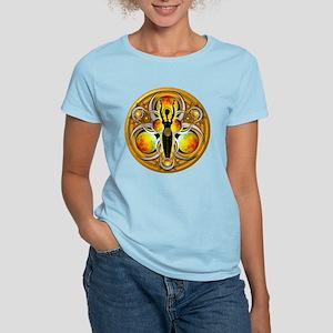 Goddess of the Yellow Moon Women's Light T-Shirt