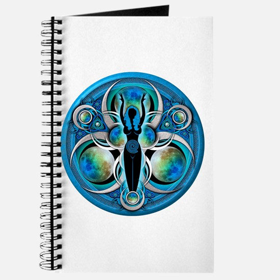Goddess of the Blue Moon Journal