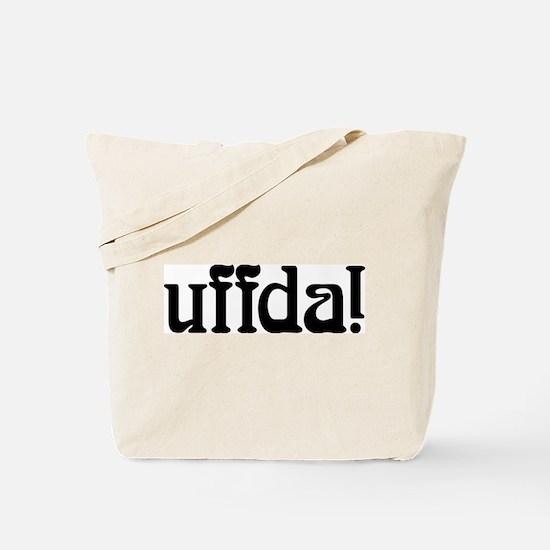 uffda Tote Bag