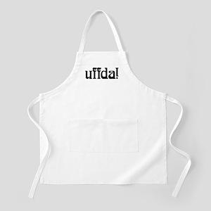 uffda BBQ Apron
