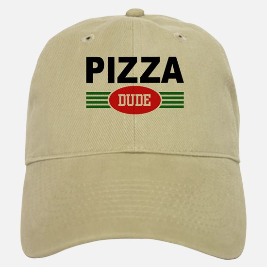 Pizza Dude Baseball Baseball Cap