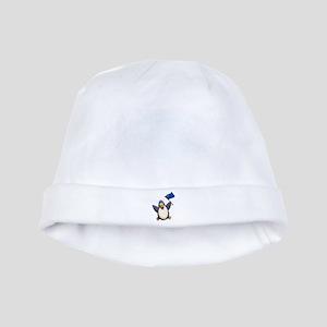 Nevada Penguin baby hat