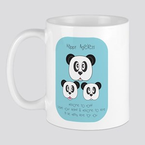 Happy Ageless Mug