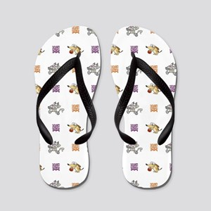 TRICK or TREAT Flip Flops