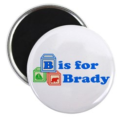 Baby Blocks Brady 2.25