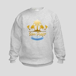 San Diego Dolphins Ocean Sweatshirt