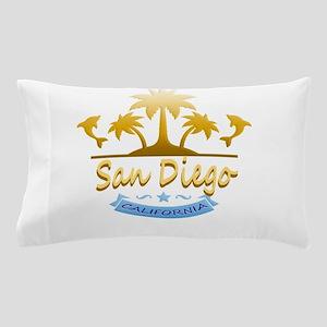 San Diego Dolphins Ocean Pillow Case