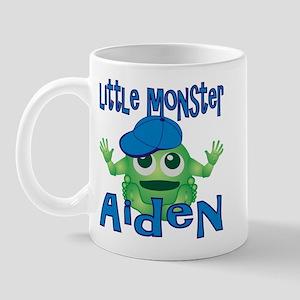 Little Monster Aiden Mug