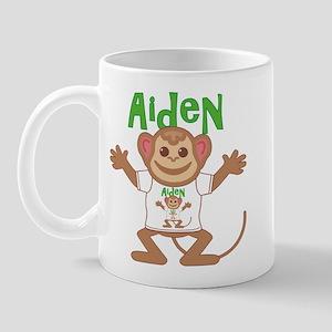 Little Monkey Aiden Mug