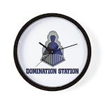 DominationStation Wall Clock