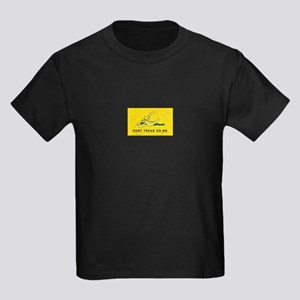 Vintage Banana Kids Dark T-Shirt