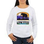 Protectors of Tule Springs Logo Long Sleeve T-Shir