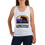 Protectors of Tule Springs Logo Tank Top