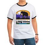 Protectors of Tule Springs Logo T-Shirt