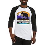 Protectors of Tule Springs Logo Baseball Jersey