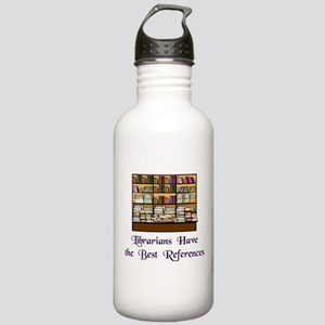 """""""Best References"""" Stainless Water Bottle 1.0L"""