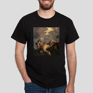 David and Goliath Dark T-Shirt