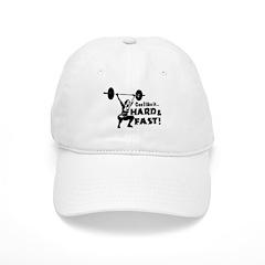Cos I Like It Hard and Fast Baseball Cap