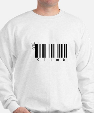 Bar Code Climb Sweatshirt