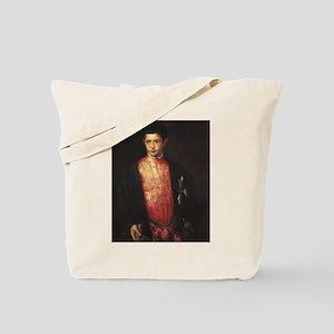 Portrait of Ranuccio Farnese Tote Bag