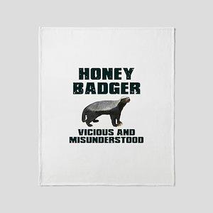 Honey Badger Vicious & Misunderstood Stadium Blan