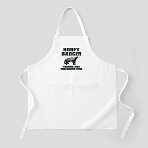 Honey Badger Vicious & Misunderstood Apron