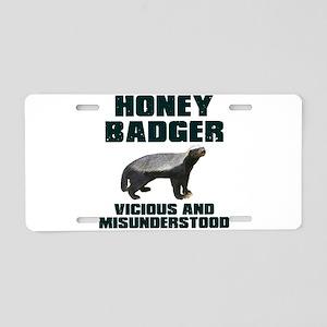 Honey Badger Vicious & Misunderstood Aluminum Lice