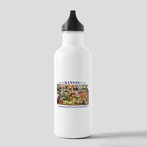 Images of Kansas, Celebrating Stainless Water Bott