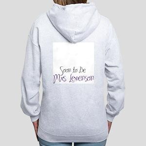 Mrs. Lewenson Women's Zip Hoodie
