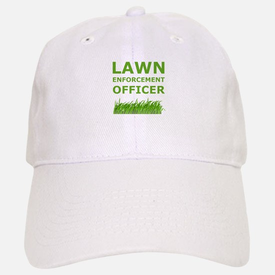 Lawn Enforcement Officer Baseball Baseball Cap
