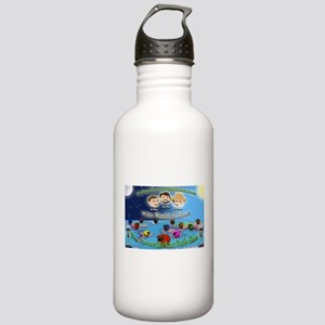 Wide World of Rant! Stainless Water Bottle 1.0L