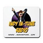 Indy In-Tune Logo 2014 - Light Mousepad