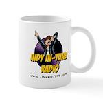 Indy In-Tune Logo 2014 - Light Mugs