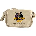 Indy In-Tune Logo 2014 - Light Messenger Bag