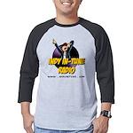 Indy In-Tune Logo 2014 - Light Mens Baseball Tee