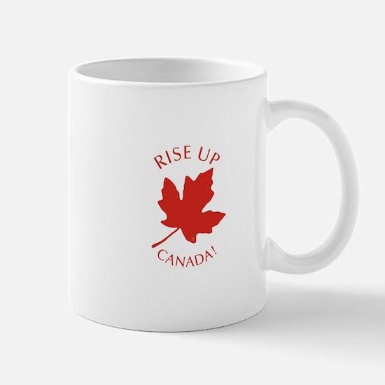 Rise Up Canada! Mug