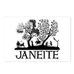 Jane Austen Gift Postcards (Package of 8)