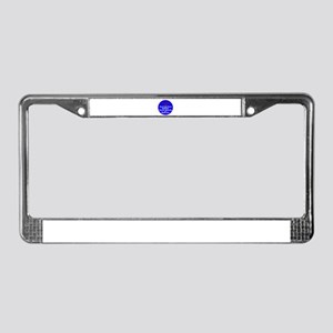 Social Security License Plate Frame