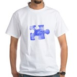 MY MISSING PIECE White T-Shirt