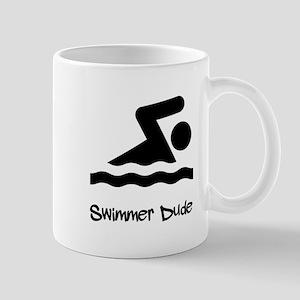 Swimmer Dude Mug