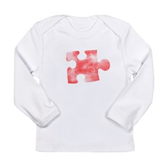 MY MISSING PIECE Long Sleeve Infant T-Shirt