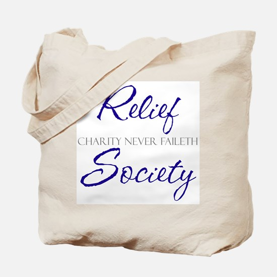 Relief Society Tote Bag