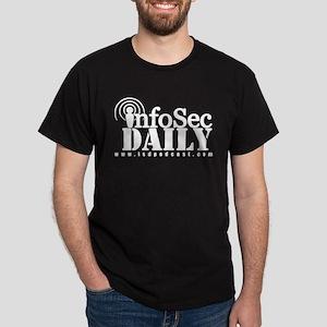 infoSec Daily - BW LARGE 300 T-Shirt