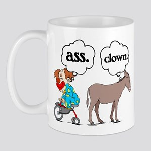 Ass Clown Mug