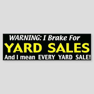 4878d3f6d4b7 Yard Sale Gifts - CafePress